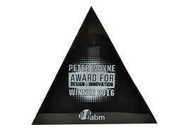 2016 IABM PETER WAYNE AWARD
